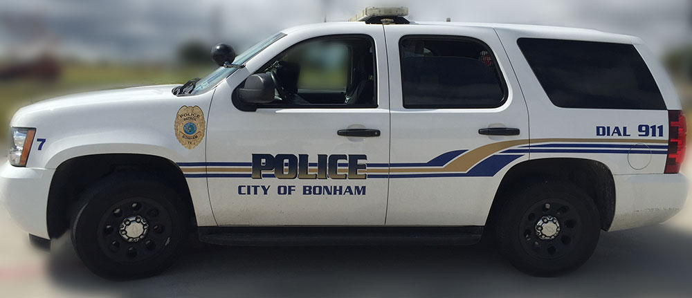 Bonham Police Department